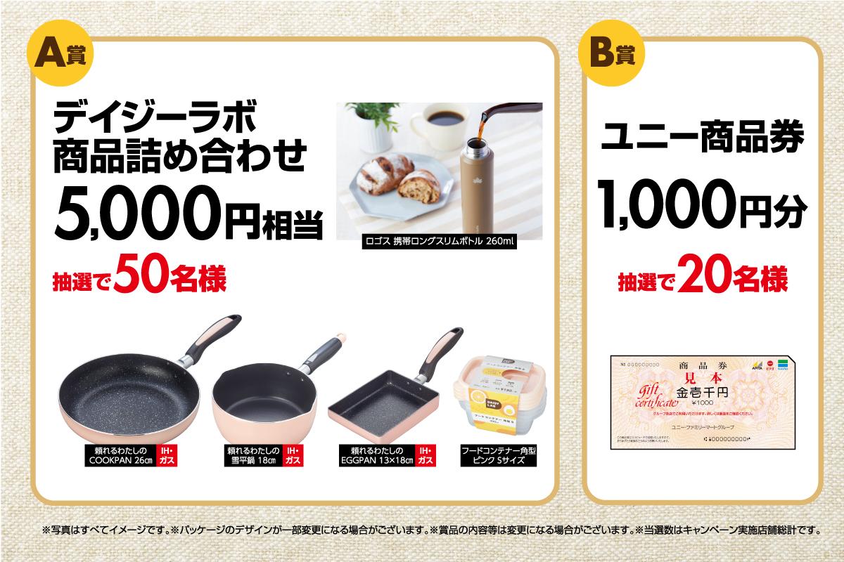サントリー濃縮缶キャンペーン賞品